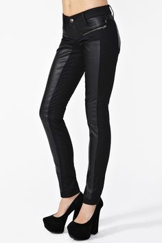 Dragon Moto Jeans, from NastyGal