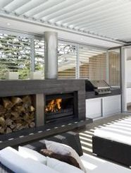 Aluminium Louvre Roof by Locarno Louvres Auckland