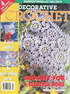 Decorative Crochet Magazines 52 - Gitte Andersen - Álbuns da web do Picasa