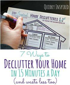 For one week we challenged Quirky Inspired to try out our waste goal tracker at home to see if she could lower her daily waste. Check out her tips and see if you can #wasteless in your home!
