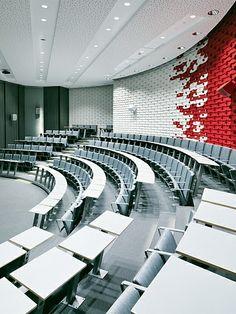 Origo Auditorium Seat | Auditorium Furniture | Martela