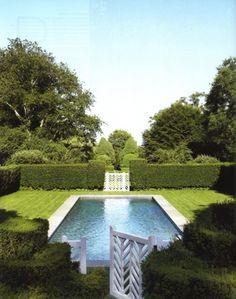 pool in The Hamptons