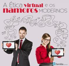 Segurança na net: A ética virtual e os namoros modernos