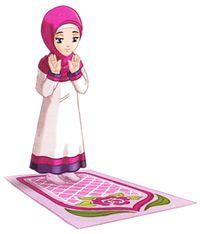 Tekbir Muslim Pictures, Islamic Pictures, Cute Monsters Drawings, Islamic Cartoon, Cool Paper Crafts, Emoji Images, Islam For Kids, Muslim Family, Anime Muslim