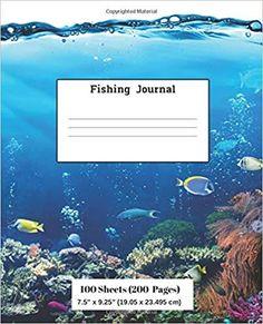 Fishing Journal: Ricky Lee: 9781696369268: Amazon.com: Books