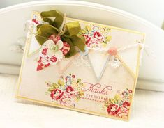 TESC 142 Thanks for Everything by Melissa_Aggie - Cards and Paper Crafts at Splitcoaststampers