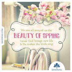 Beauty of Spring - http://www.dayspring.com/ecardstudio/#!/single/741