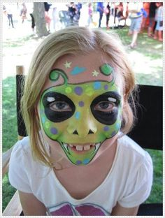 Face Painting Ideas 12