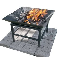 This practical fire bowl is adds style to any garden and provides a gathering spot for entertaining. The lightweight design gives this project a unique, decorative look that you won't find in store-bought models. Hone up your welding skills by attending a DIY Divas Welding Workshop. http://www.home-dzine.co.za/garden/garden-steel-fire-pit.htm
