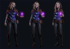 Artstation Leagueoflegends Spellthief Lux Kim Junjong In 2021 League Of Legends Fantasy Character Design League