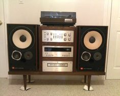 HiFi Collector: 1970s Marantz and JBL System
