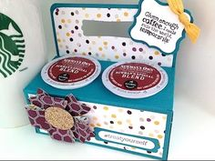 Simply Simple K-Cup Holder by Connie Stewart