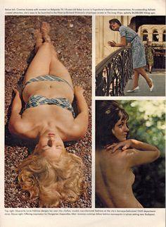Mature Playboy mars 1964 : Les filles de Russie