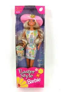 17651-Easter Style Barbie