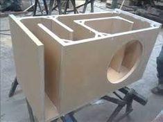 Related image 15 Inch Subwoofer Box, Custom Subwoofer Box, Diy Subwoofer, Subwoofer Box Design, Car Speaker Box, Speaker Box Design, Ford Gt, Sub Box Design, Custom Car Audio