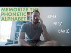 The Phonetic Alphabet is used in many different domains, but in short, it's a standard list of words to represent all the letters of the alphabet in order to. Nato Phonetic Alphabet, Alphabet Code, To Tell, Insight, How To Memorize Things, Coding, Education, Words, Youtube