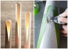 DIY PVC Lamp