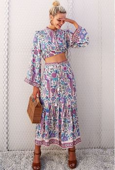 d99918e91 Boho Skirts, Maxi Skirt Boho, Boho Pants, Boho Dress, Boho Fashion Fall