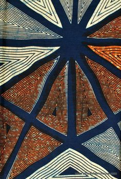African Textile.