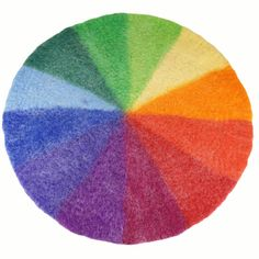 Farbenkreis Materialien - Höller Spiel Toy Trees, Felt Squares, Teaching Colors, Small World Play, Toy Camera, Natural Toys, Love Car, Felt Ball, Creative Play