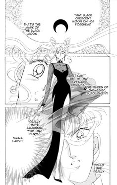 Sailor Moon 24: Attack - Black Lady - Read Sailor Moon Chapter 24: Attack - Black Lady Online