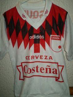 Camiseta Adidas de Independiente Santa fe (foto) .. Adidas, Fes, T Shirt, Santa Fe, Retro T Shirts, Sports Basketball, Lion, Boxing, Strength