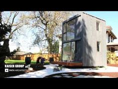 This tiny home can rotate! Watch 2 kids make it move in no time - TODAY.com