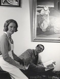 Lee Miller and Ronald Penrose