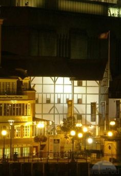 Shakespeare's Globe Theatre ~ London, England
