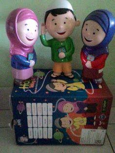 Hafiz Talking Doll: Cara Mudah Menghafal Alqur'an dengan Hafiz Talking...