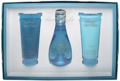 Coolwater Perfume by Davidoff Gift Set for Women Includes 30ml Eau De Toilette Spray, 50 ml / 1.7 oz Body Lotion 50 ml / 1.7 oz Shower Gel by Davidoff. $49.95. Type: Gift Set. Fragrance Notes: Floral, oceanic fragrance for women,. Fragrance Family: Fresh, Oceanic, Marine Fragrance. Recommended Use: Daytime Wear. Design House: Davidoff. Coolwater Perfume by Davidoff Gift Set for Women Includes 30ml Eau De Toilette Spray, 50 ml Body Lotion  50 ml Shower Gel  Womens Perfume ...