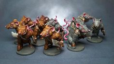 best mice and mystics miniatures paints - Google Search