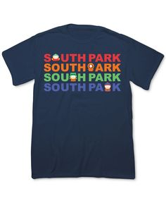 Fifth Sun Text Title Text South Park T-Shirt I need this