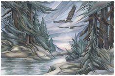 """They Still Fly"" par Jody Bergsma"