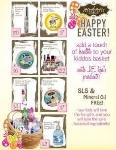 Awesome Easter Basket fillers!!