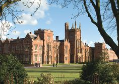 Attended college at Queen's University in Belfast, Northern Ireland