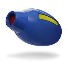 Mega Man is ready to face any robot Dr. Wily can throw at him because he's got a Mega Buster! And now you can play with one, too, with this full-sized replica of Mega Man's Mega Buster gun. Complete with lights and sounds!!