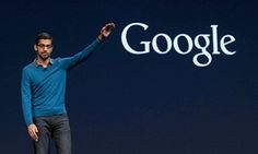 Meet Sundar Pichai: the man who will replace Larry Page as CEO of Google