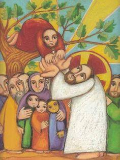 El agujero en la flauta: Lucas 19, 1-10