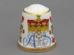Sutherland Thimble - Engagement of Andrew and Sarah (i)
