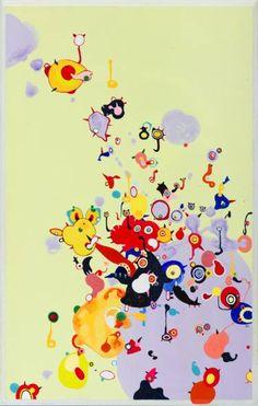 "Saatchi Art Artist Yeji Jun; Painting, ""as if we were not here"" #art"