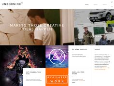 30+ inspiring sites to spark your creativity
