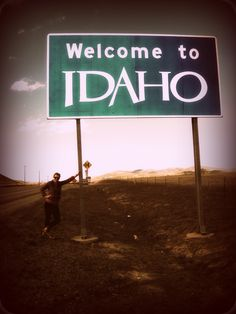 Idaho. My favorite state:)
