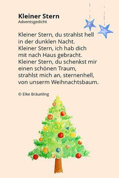 Kleiner Stern - New Ideas Rustic Christmas, Winter Christmas, Christmas Time, Christmas Crafts, Merry Christmas, Christmas Decorations, Xmas, Christmas Ornaments, Diy Advent Calendar