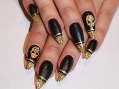 30 #Best #Nail #Art #Designs For Girls