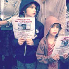 Support Trayvon Martin