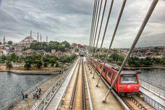 Going Old İstanbul - İstanbul, haliç , süleymaniye mosque, old city
