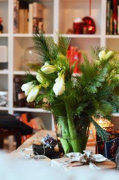Family Christmas Eve Dinner - fork and flower Christmas Eve Dinner, Christmas Cocktails, Christmas Baking, Family Christmas, Simple Christmas, Christmas Holidays, Christmas Decorations, Holiday Decor, Dinner Fork