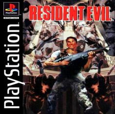 The big daddy of the survival horror genre, retro gaming at its best in the Sony Playstation (PSOne) classic Resident Evil (Bio Hazard in japan). Resident Evil 5, Resident Evil Playstation, Albert Wesker, Xbox, Playstation Games, Jill Valentine, Classic Video Games, Retro Video Games, Retro Games