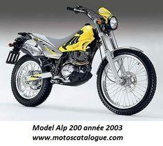 2003 Beta (Italy) Alp 200.
